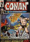Cover for Conan le Barbare (Editions Héritage, 1972 series) #1