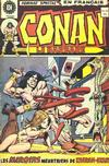 Cover for Conan le Barbare (Editions Héritage, 1972 series) #10