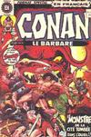 Cover for Conan le Barbare (Editions Héritage, 1972 series) #25