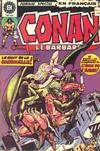 Cover for Conan le Barbare (Editions Héritage, 1972 series) #27