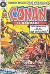 Cover for Conan le Barbare (Editions Héritage, 1972 series) #45
