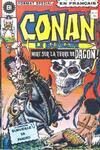 Cover for Conan le Barbare (Editions Héritage, 1972 series) #47
