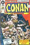 Cover for Conan le Barbare (Editions Héritage, 1972 series) #49