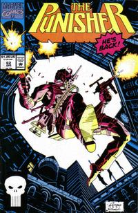 Cover Thumbnail for The Punisher (Marvel, 1987 series) #62 [Direct]