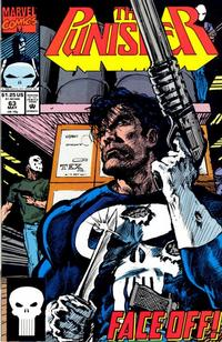 Cover Thumbnail for The Punisher (Marvel, 1987 series) #63 [Direct]