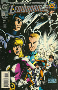 Cover Thumbnail for Legionnaires (DC, 1993 series) #0 [Direct Sales]