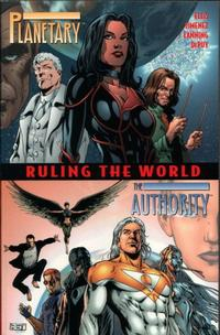 Cover Thumbnail for Planetary / The Authority: Ruling the World (DC, 2000 series)  [First Printing]