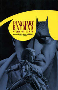 Cover Thumbnail for Planetary / Batman: Night on Earth (DC, 2003 series) #1