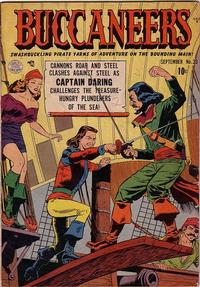 Cover Thumbnail for Buccaneers (Quality Comics, 1950 series) #23