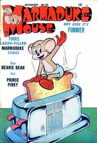 Cover Thumbnail for Marmaduke Mouse (Quality Comics, 1946 series) #43