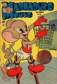 Cover Thumbnail for Marmaduke Mouse (Quality Comics, 1946 series) #48