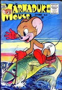 Cover Thumbnail for Marmaduke Mouse (Quality Comics, 1946 series) #53