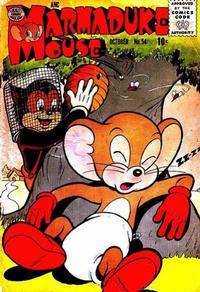 Cover Thumbnail for Marmaduke Mouse (Quality Comics, 1946 series) #54