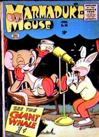 Cover Thumbnail for Marmaduke Mouse (Quality Comics, 1946 series) #60