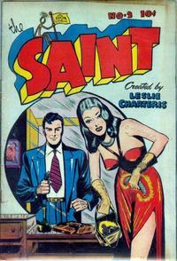 Cover Thumbnail for The Saint (Avon, 1947 series) #2