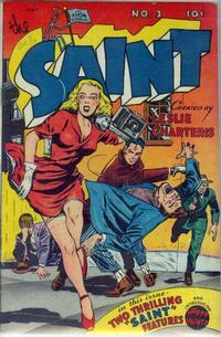 Cover Thumbnail for The Saint (Avon, 1947 series) #3
