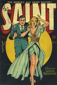 Cover Thumbnail for The Saint (Avon, 1947 series) #4