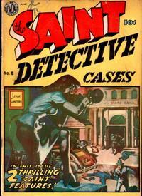 Cover Thumbnail for The Saint (Avon, 1947 series) #8