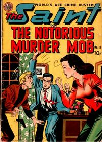 Cover Thumbnail for The Saint (Avon, 1947 series) #9
