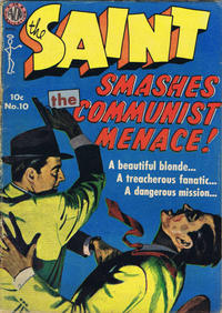 Cover Thumbnail for The Saint (Avon, 1947 series) #10