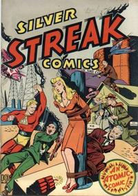 Cover Thumbnail for Silver Streak Comics (Lev Gleason, 1939 series) #23