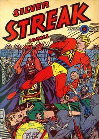 Cover Thumbnail for Silver Streak Comics (Lev Gleason, 1939 series) #[22]