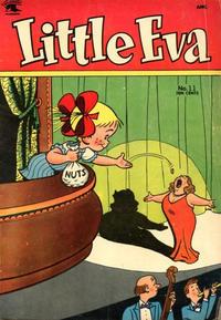 Cover Thumbnail for Little Eva (St. John, 1952 series) #11