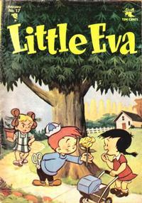 Cover Thumbnail for Little Eva (St. John, 1952 series) #17