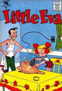 Cover Thumbnail for Little Eva (St. John, 1952 series) #23