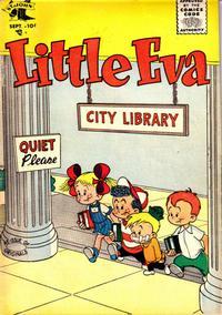 Cover Thumbnail for Little Eva (St. John, 1952 series) #29