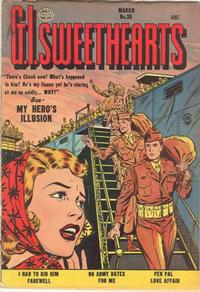 Cover Thumbnail for G.I. Sweethearts (Quality Comics, 1953 series) #38