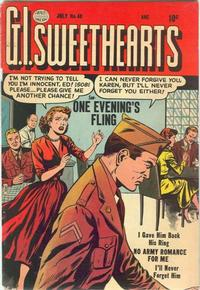Cover Thumbnail for G.I. Sweethearts (Quality Comics, 1953 series) #40