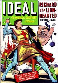 Cover Thumbnail for Ideal (Marvel, 1948 series) #4