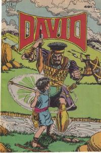 Cover Thumbnail for David (Barbour Publishing, Inc, 1993 series)