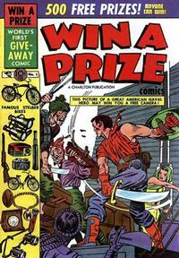 Cover Thumbnail for Win a Prize Comics (Charlton, 1955 series) #1