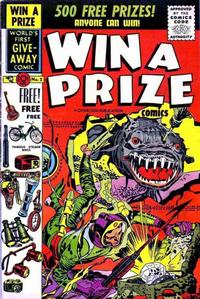 Cover Thumbnail for Win a Prize Comics (Charlton, 1955 series) #2