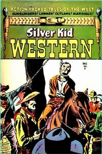 Cover Thumbnail for Silver Kid Western (Stanley Morse, 1954 series) #2