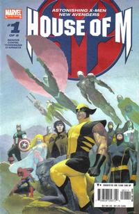 Cover Thumbnail for House of M (Marvel, 2005 series) #1 [Ribic Cover]