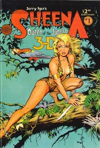 Cover Thumbnail for Sheena 3-D Special (Blackthorne, 1985 series) #1