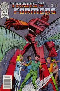 Cover Thumbnail for Blackthorne 3-D Series (Blackthorne, 1985 series) #29