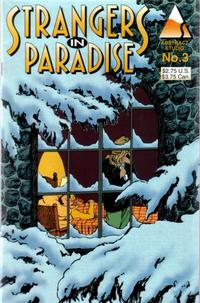 Cover Thumbnail for Strangers in Paradise (Abstract Studio, 1994 series) #3