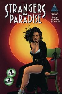 Cover Thumbnail for Strangers in Paradise (Abstract Studio, 1994 series) #6