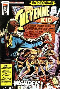 Cover Thumbnail for Cheyenne Kid (Editions Héritage, 1972 series) #2