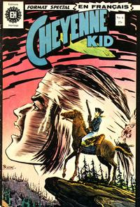 Cover Thumbnail for Cheyenne Kid (Editions Héritage, 1972 series) #6