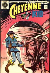 Cover Thumbnail for Cheyenne Kid (Editions Héritage, 1972 series) #8