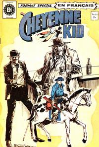 Cover Thumbnail for Cheyenne Kid (Editions Héritage, 1972 series) #14