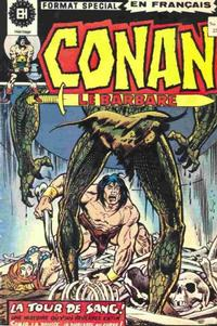 Cover Thumbnail for Conan le Barbare (Editions Héritage, 1972 series) #28