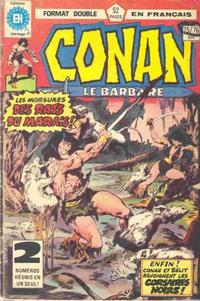 Cover Thumbnail for Conan le Barbare (Editions Héritage, 1972 series) #75/76