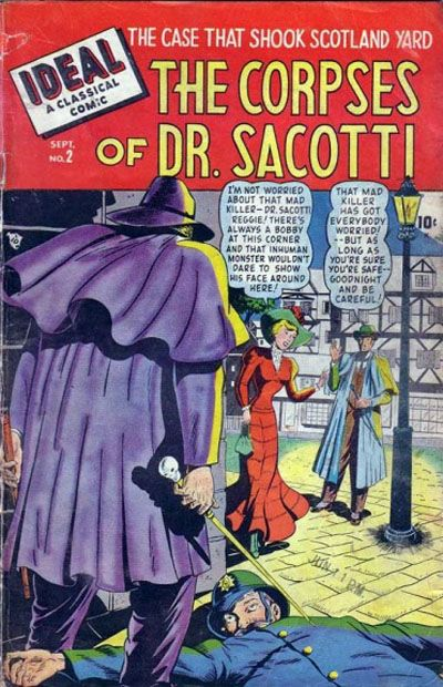 Cover for Ideal (Marvel, 1948 series) #2