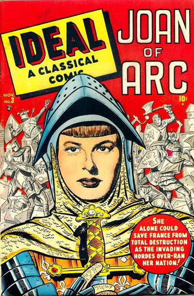 Cover for Ideal (Marvel, 1948 series) #3